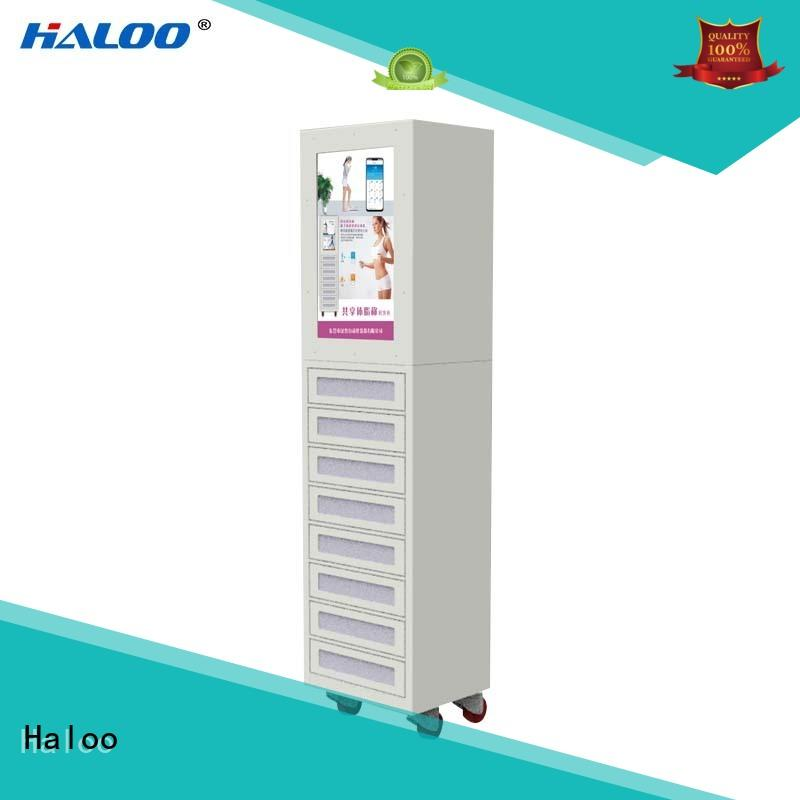 intelligent vending kiosk factory direct supply for garbage cycling
