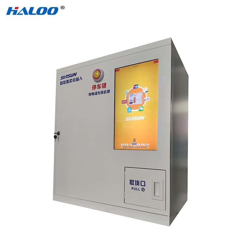 Haloo lucky box vending machine wholesale for garbage cycling-1