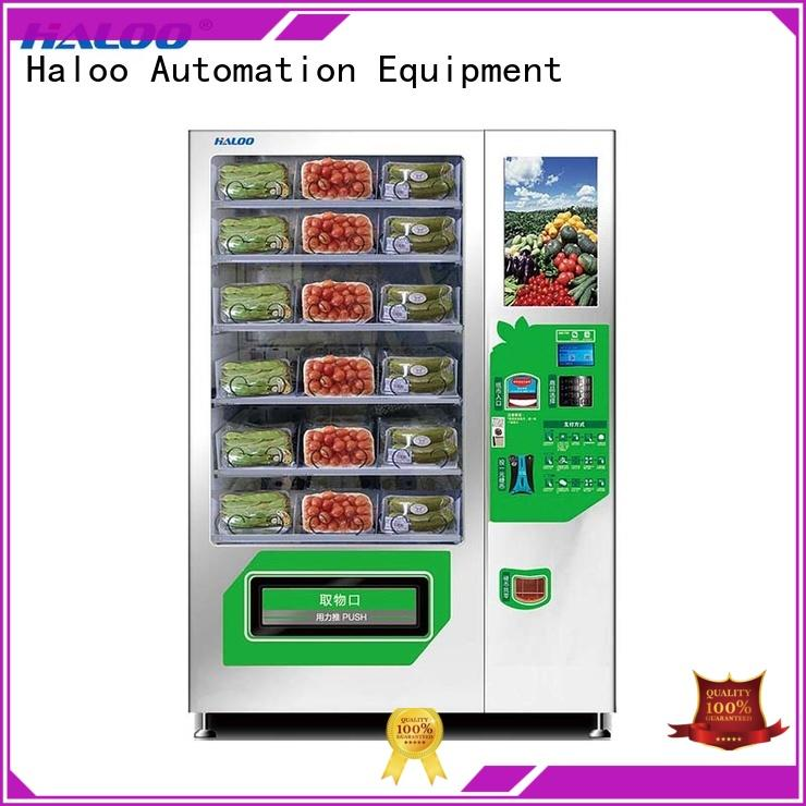 Haloo durable fruit vending machine design for red wine