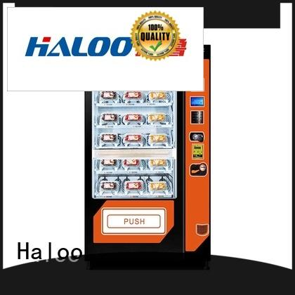 GPRS remote control fruit vending machine factory for drinks