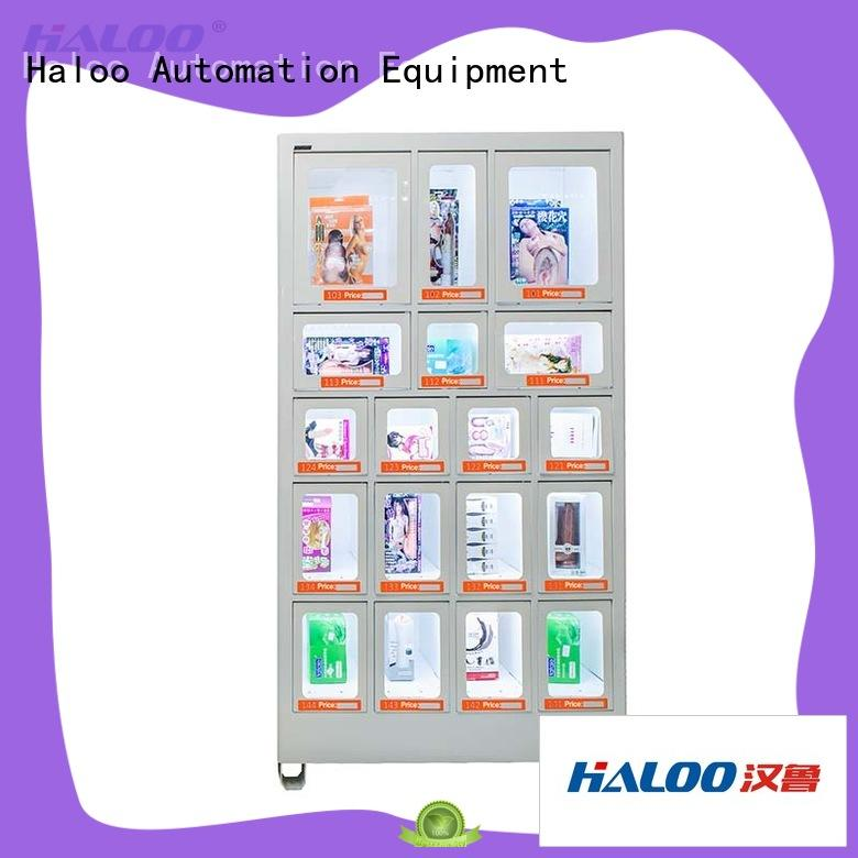 32 windows box vending machine 18 windows for drink Haloo