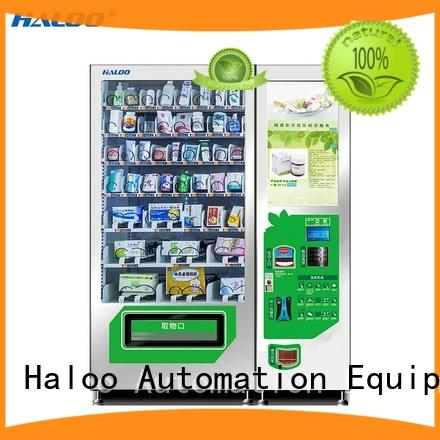 anti-theft snack vending machine factory