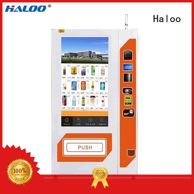 Haloo medicine vending machine factory