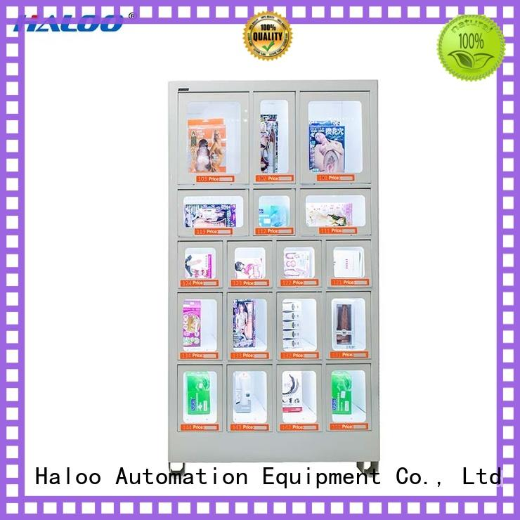 Haloo coke vending machinee wholesale for adult toys