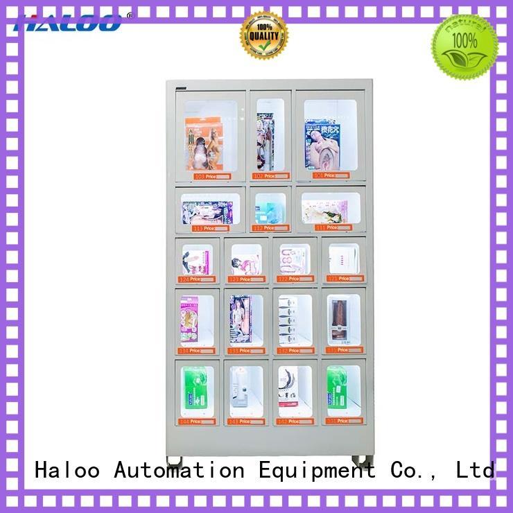 Haloo coke vending machinee wholesale for adult toys