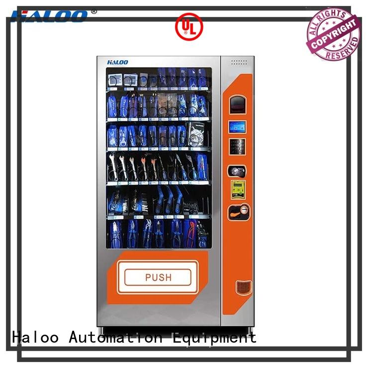 anti-theft combo vending machines customized for drink