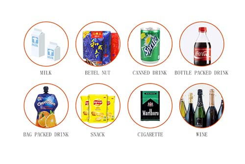Haloo combo vending machines with good price for drink-9