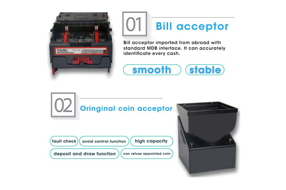 Haloo high capacity recycling machines for lucky box gift-10