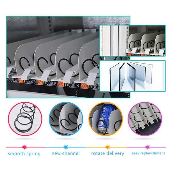 cigarette vending machine stainless steel for purchase Haloo