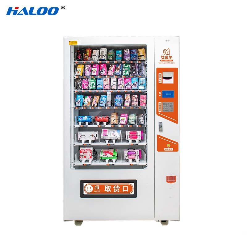 HL-DRE-10C-002 adult sex product condom automatic vending machine