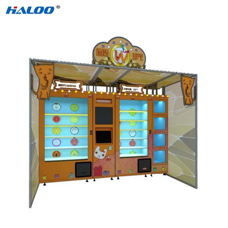 Lucky box gift vending machine