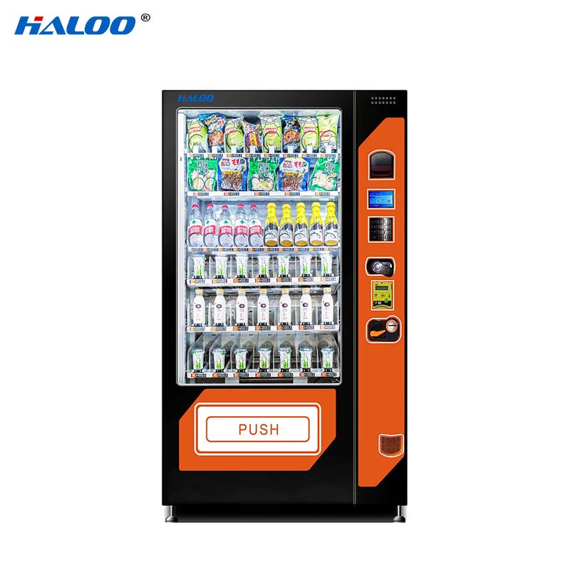 Haloo large capacity cool vending machines wholesale for red wine-1