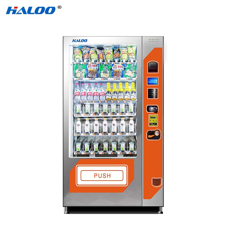 Haloo large capacity cool vending machines wholesale for red wine-2