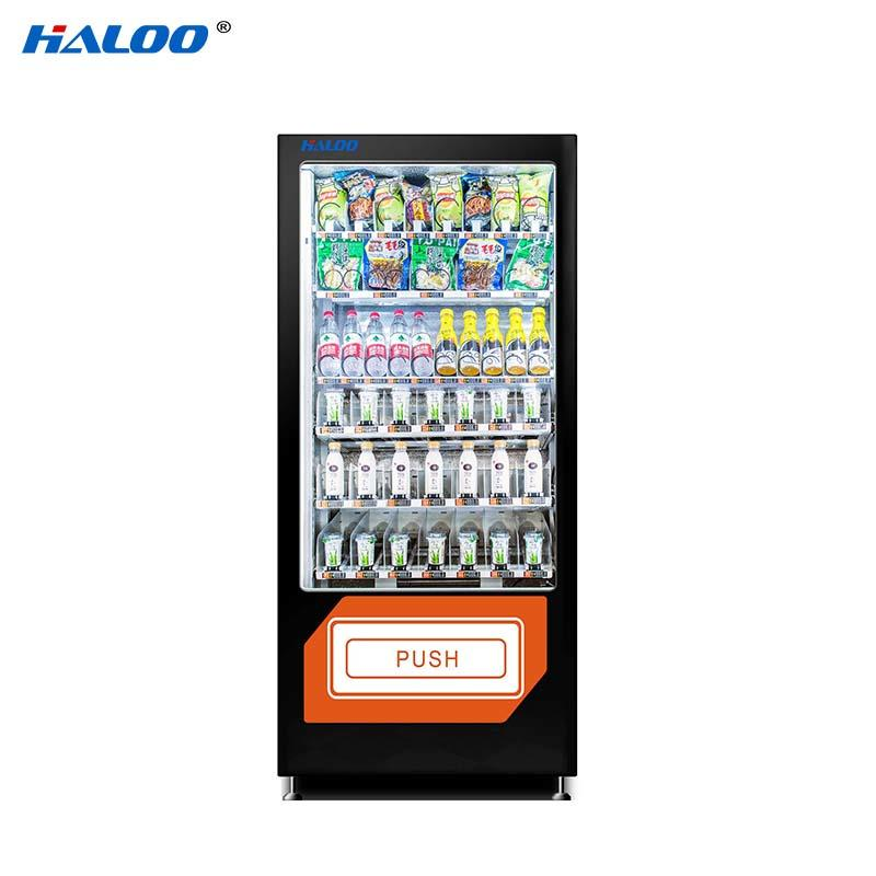 HL-PLE-10A automatic snack drink vending machine