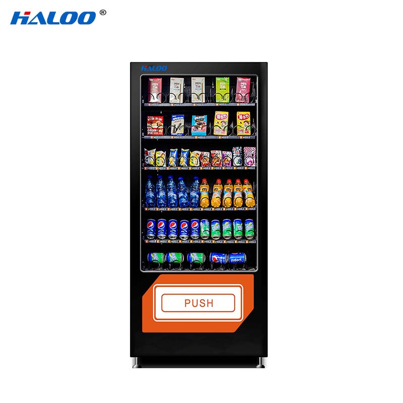 Haloo high quality candy vending machine design for snack-2