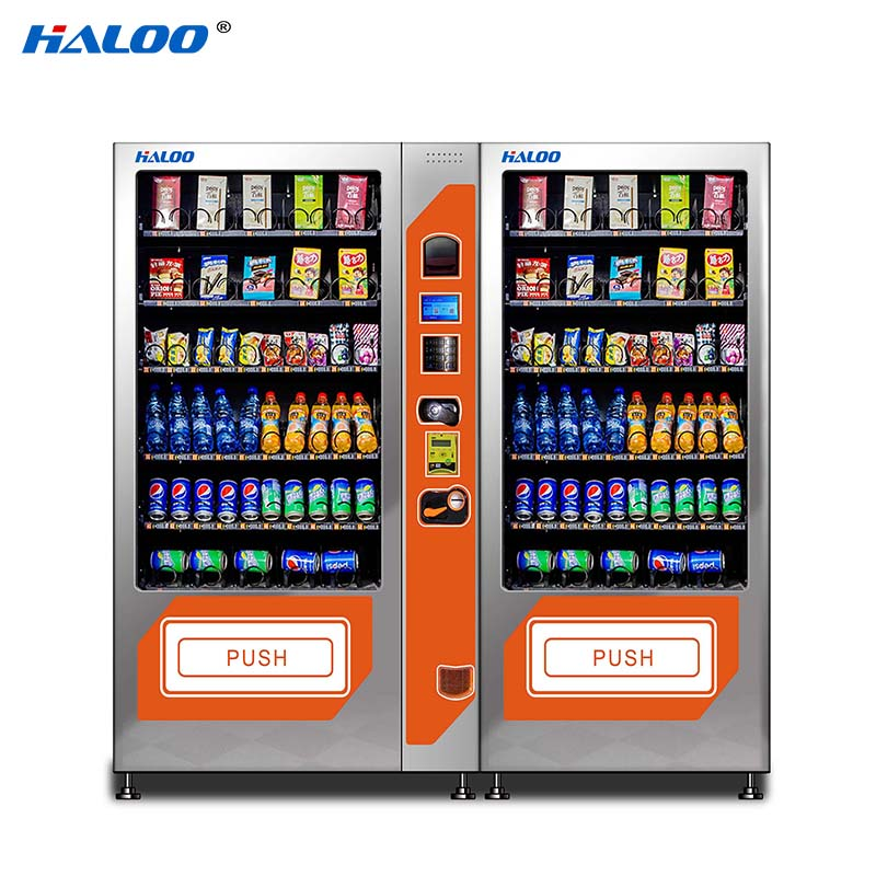 Haloo chocolate vending machine with good price for snack-1