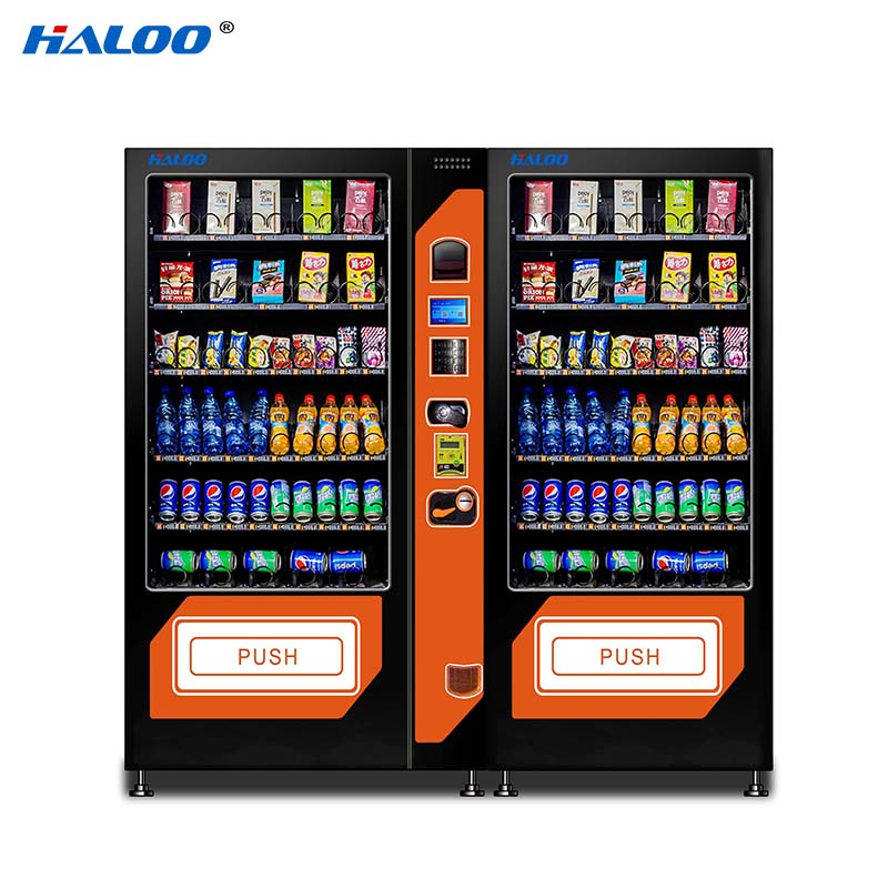 Haloo chocolate vending machine with good price for snack-2
