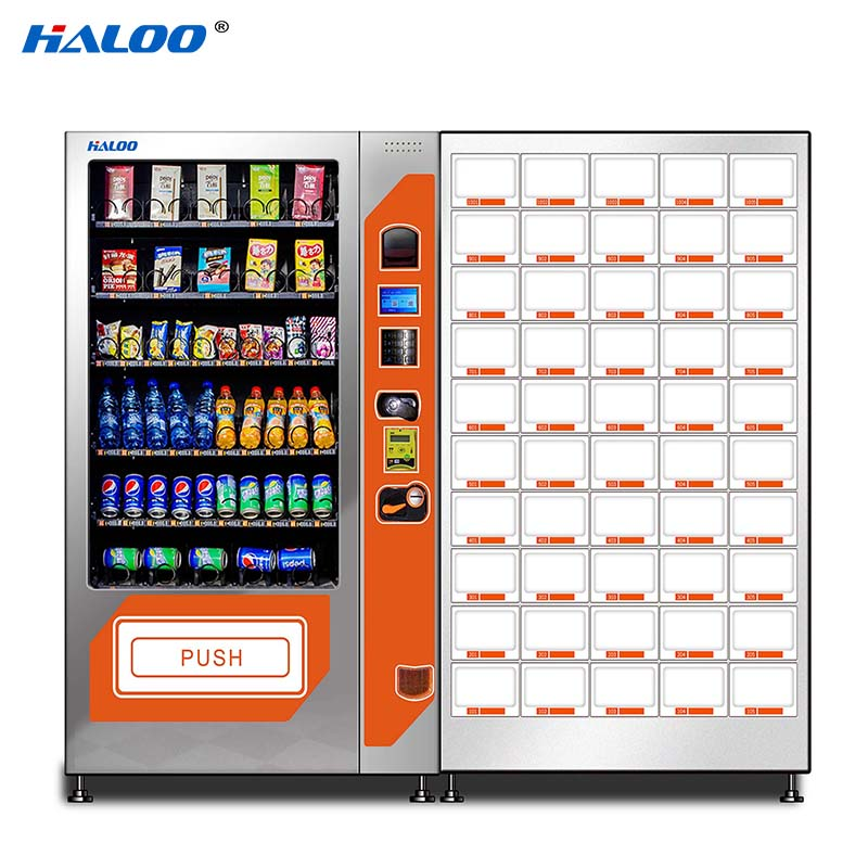 best cold drink vending machine factory direct supply for snack-2