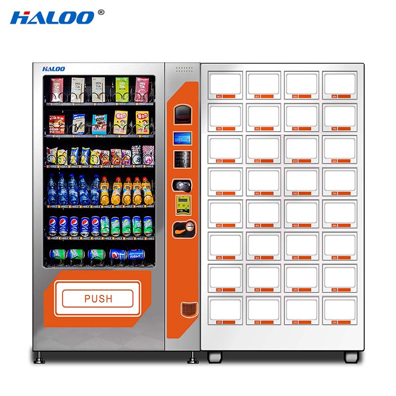 best cold drink vending machine factory direct supply for snack-3