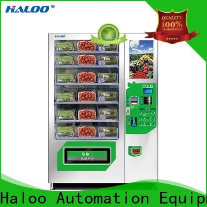 Haloo automatic water vending machine series for fragile goods