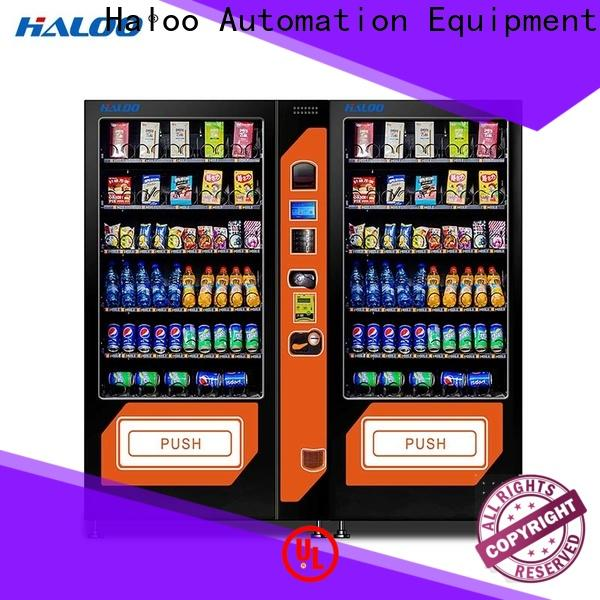 Haloo cold drink vending machine with good price for drink