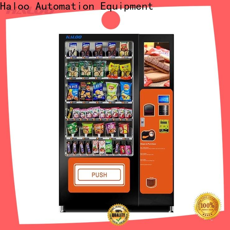 touch screen vending machine price factory for merchandise