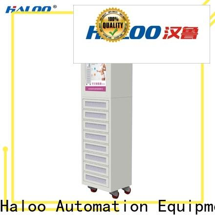 Haloo recycling machines design for lucky box gift