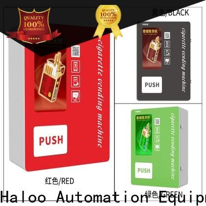 Haloo power-off protection robot vending machine wholesale for purchase