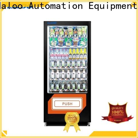 Haloo coke vending machinee wholesale for snack