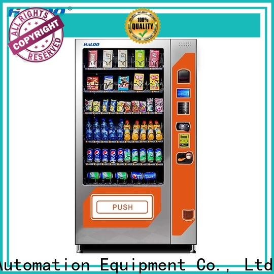 high-quality coffee vending machine design for snack