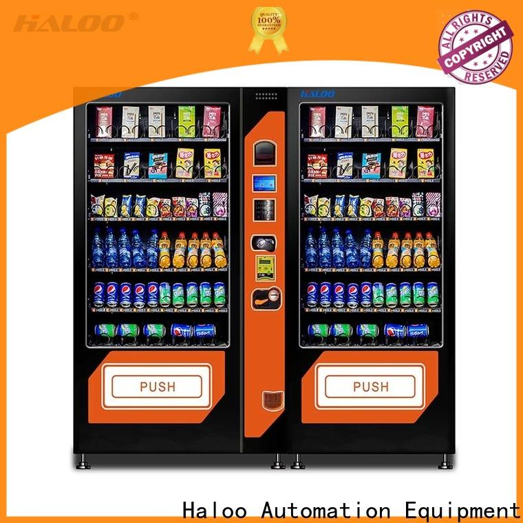 Haloo chocolate vending machine with good price for snack