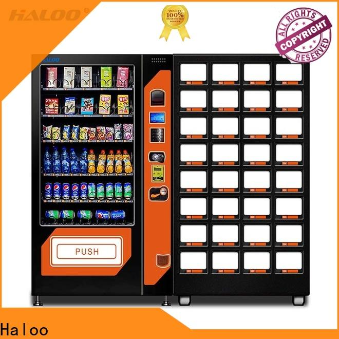 Haloo tea vending machine design for drink