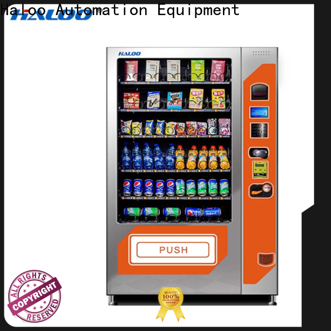 wholesale beverage vending machine manufacturer for food