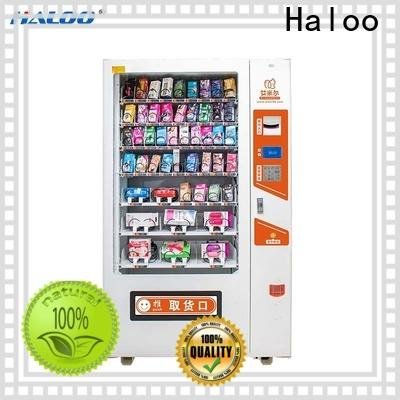 Haloo condom vending machine customized for pleasure