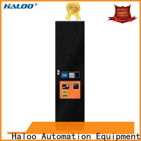 Haloo drink vending machine series for shopping mall