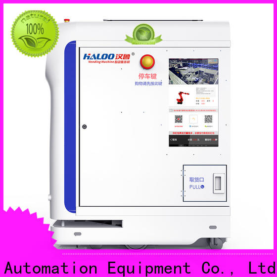 Haloo cigarette vending machine customized for lucky box gift