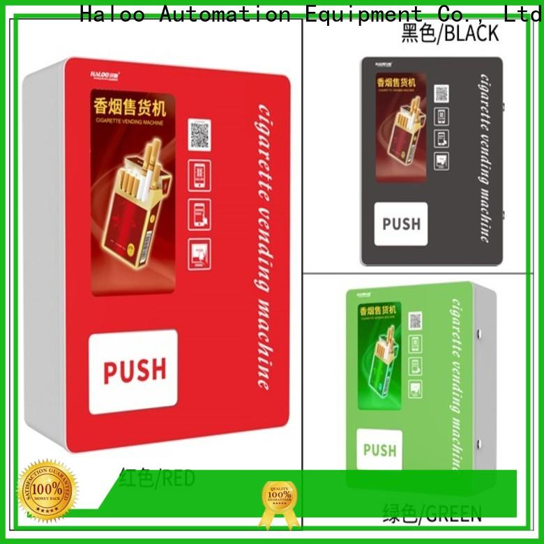 Haloo high capacity lucky box vending machine manufacturer for purchase