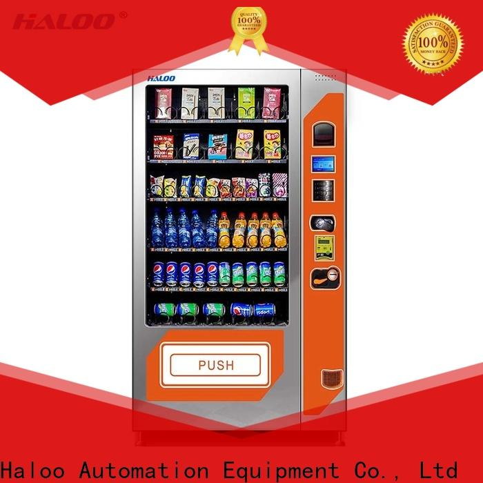 latest coffee vending machine manufacturer for food