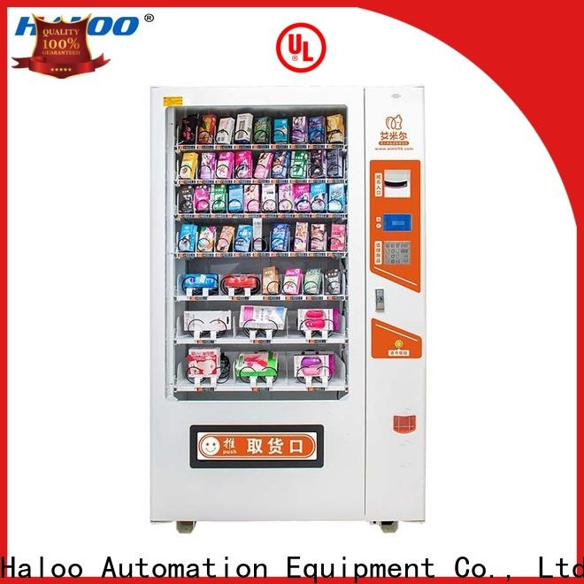 GPRS remote manage condom dispenser customized for shopping mall