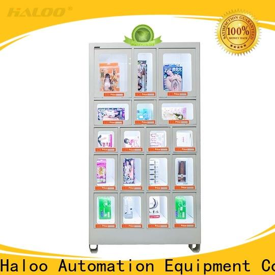 Haloo coke vending machinee series for drinks