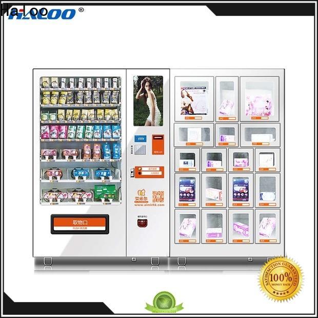 Haloo condom machine wholesale for adults