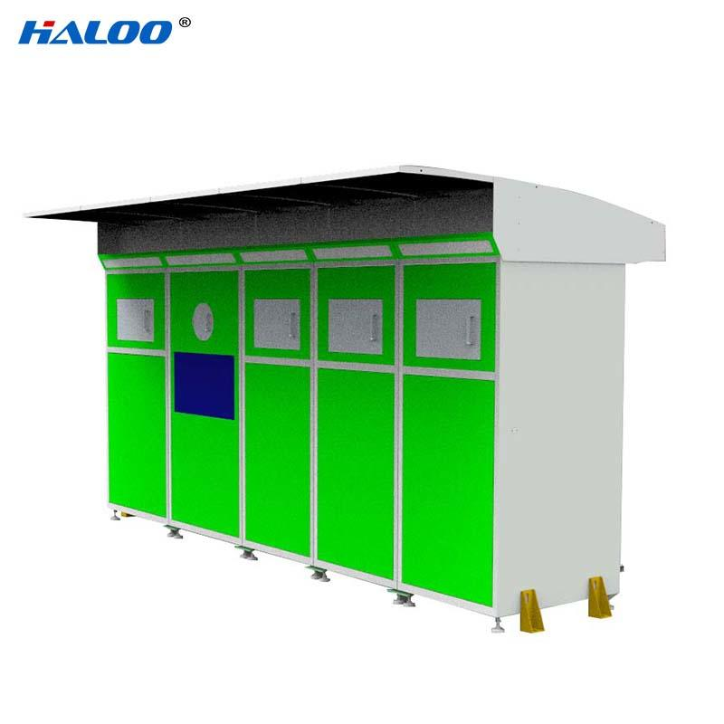vending kiosk customized for garbage cycling-2