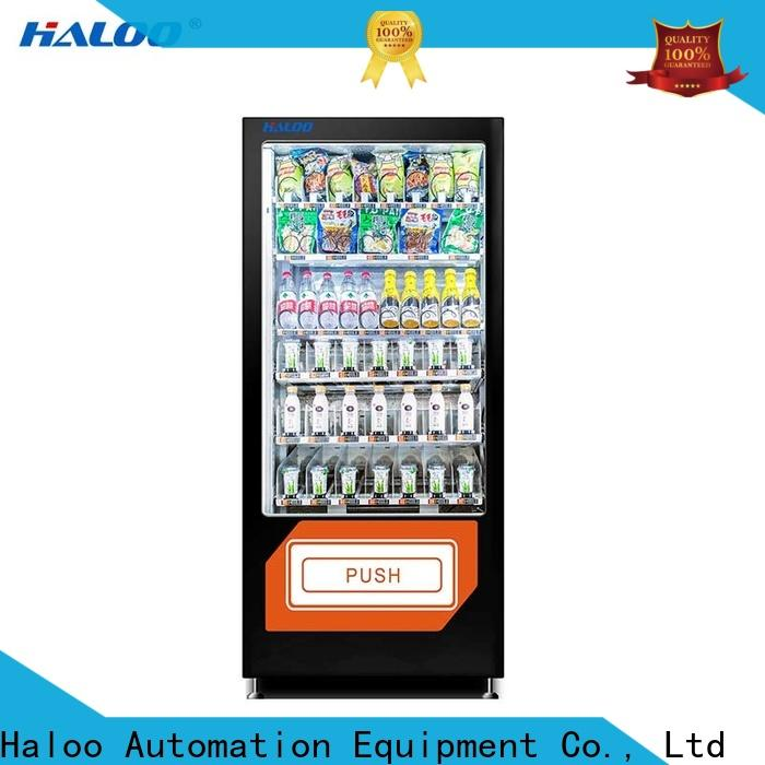 high capacity food vending machines manufacturer for snack
