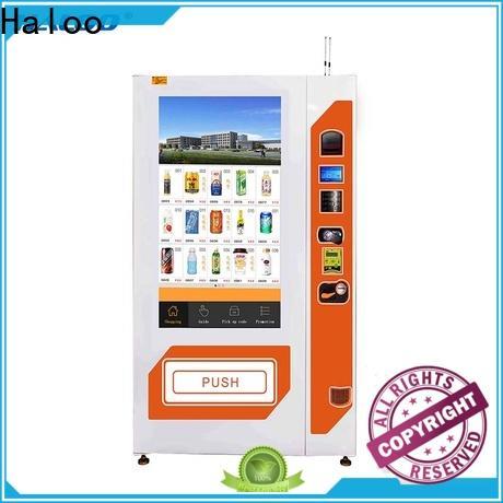 Haloo vending machine price series for merchandise