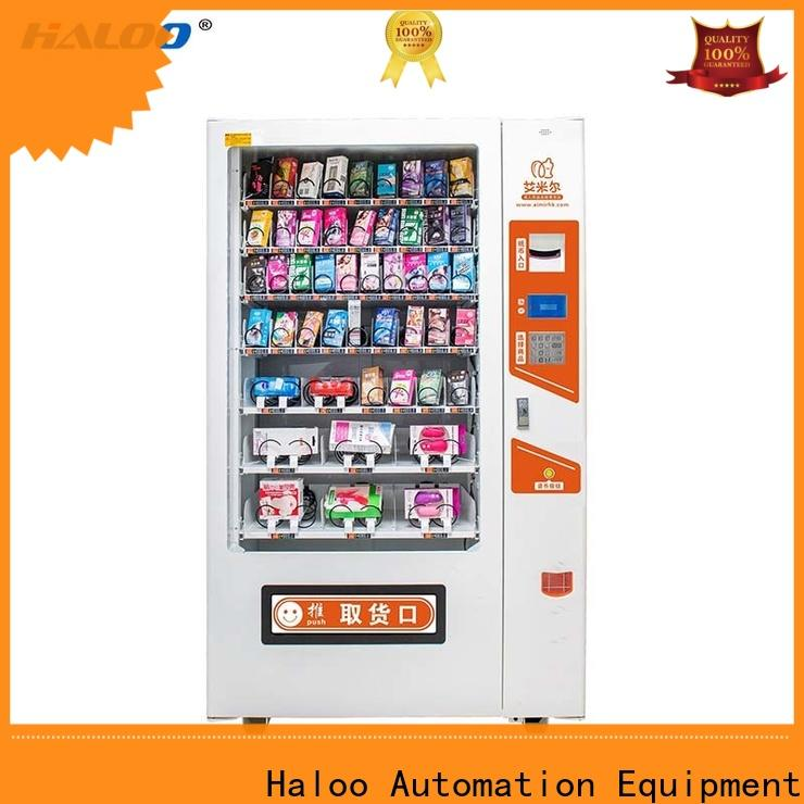 Haloo durable condom vending directly sale for pleasure