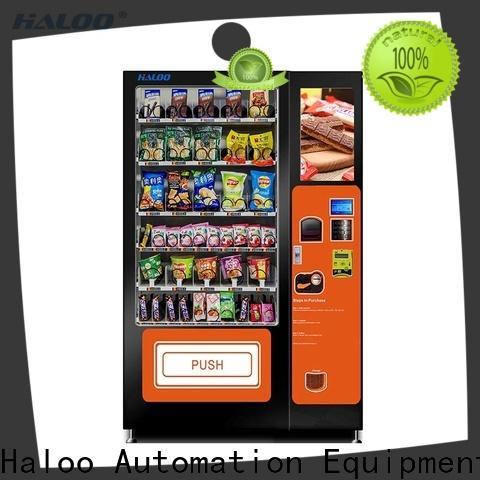 Haloo convenient vending machine price design