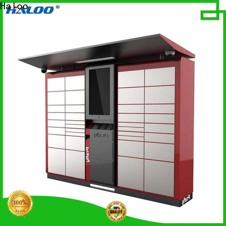 Haloo power-off protection lucky box vending machine customized for purchase