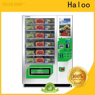 Haloo snack machine series for drinks