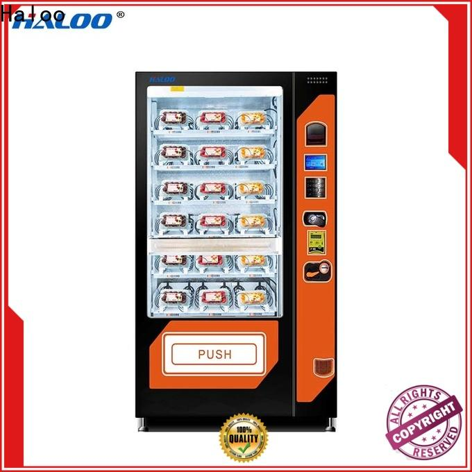 Haloo large capacity water vending machine series for drinks