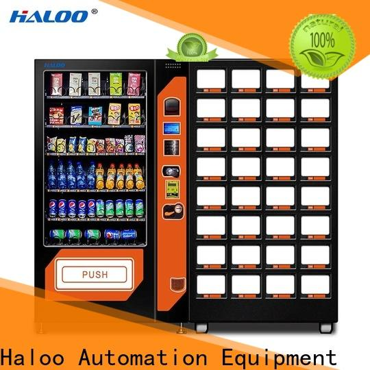 Haloo beverage vending machine with good price for drink